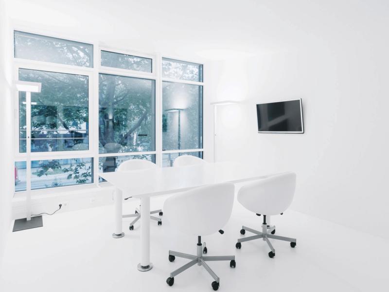 Urban Offices White