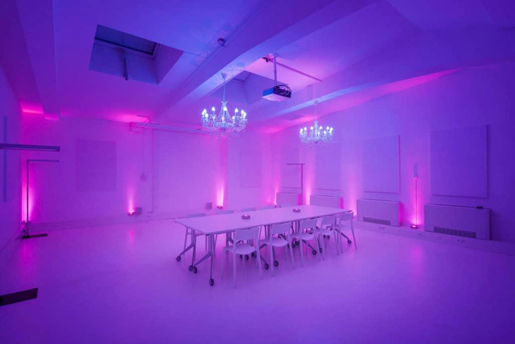 URBAN OFFICES Raum Great Illumination