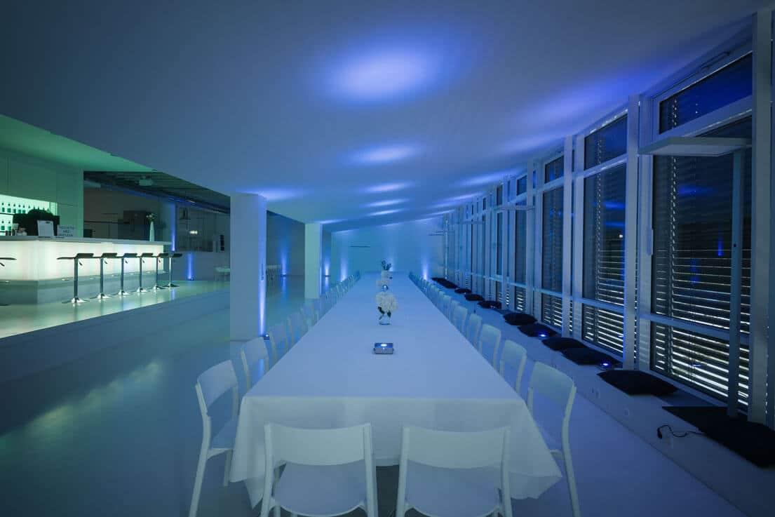 Die perfekte Eventlocation für Abendveranstaltungen in Stuttgart
