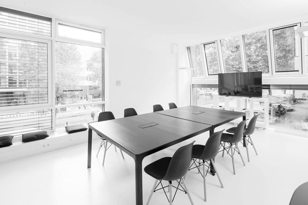 Workshopraum in Stuttgart