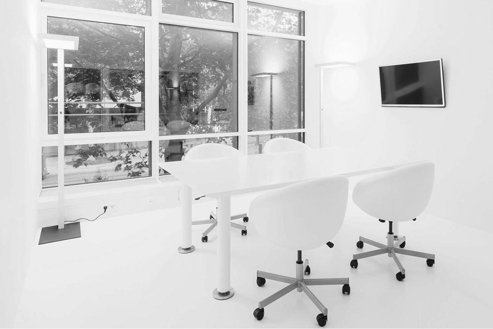 WHITE Meetingraum in Stuttgart